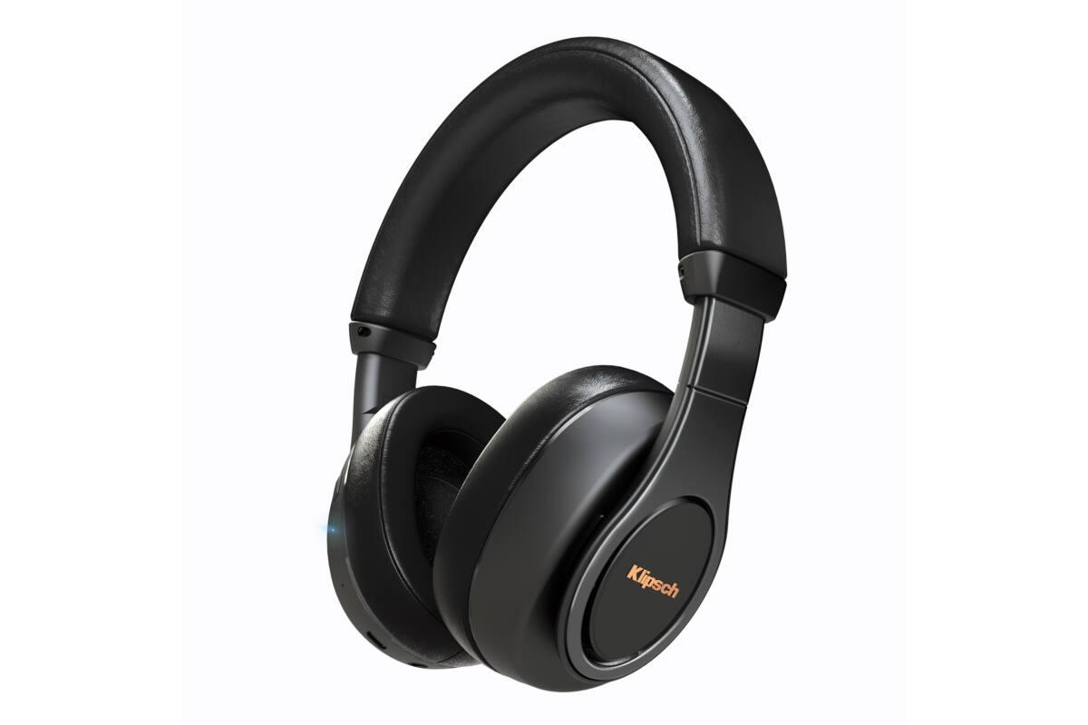 Klipsch Reference Over-ear bluetooth fejhallgató fekete 862f74f798