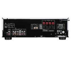 Onkyo TX-8020 Sztereó rádióerősítő, Fekete