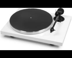 Pro-Ject 1 Xpression Carbon Classic analóg lemezjátszó Fehér Ortofon 2M-SILVER hangszedővel