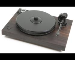 Pro-Ject 2 Xperience SB DC analóg lemezjátszó Eucalyptus Ortfon 2M-SILVER MM hangszedővel szerelve