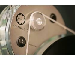 Roksan Radius 7 lemezjátszó (hangkar nélkül!), pink
