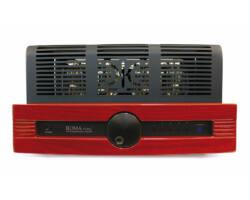Synthesis Roma 510AC integrált, csöves erősítő, magasfényű mahagóni