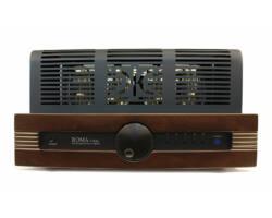 Synthesis Roma 510AC integrált, csöves erősítő, dió