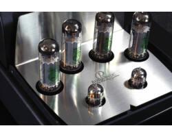 Synthesis Roma 96DC Al integrált, csöves erősítő, alumínium ezüst