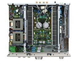 DENON PMA-1600NE  Sztereó integrált Ultra High Current erősítő ezüst