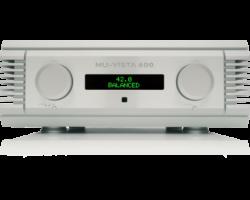 Musical Fidelity Nu-Vista 600 erősítő, ezüst