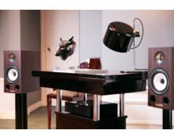 Triangle Esprit Antal EZ frontsugárzó pár, zongoralakk fehér