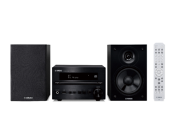 Yamaha MCR-B370 mikro hi-fi, fekete  /zongoralakk fekete