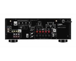 Yamaha RX-V485 fekete + Klipsch R-620F 5.1 házimozi szett, fekete