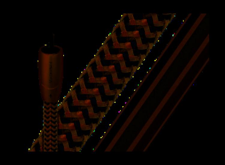 Audioquest Mackenzie RCA kábel 1,5 m