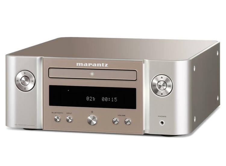Marantz Melody M-CR412 sztereó Hi-Fi elektronika, prémium ezüst