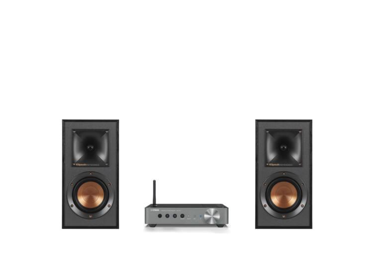 Yamaha WXA-50 MusicCast + Klipsch R-51M sztereó szett