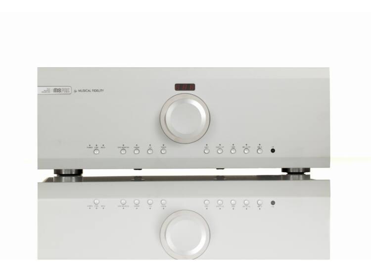 Musical Fidelity M8-PRE sztereó előerősítő, ezüst