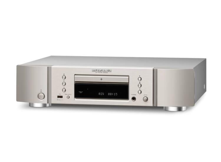 Marantz CD6006 CD lejátszó, ezüst-arany