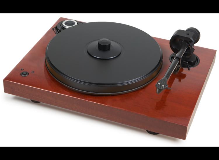 Pro-Ject 2 Xperience SB DC analóg lemezjátszó Mahagóni hangszedő nélkül