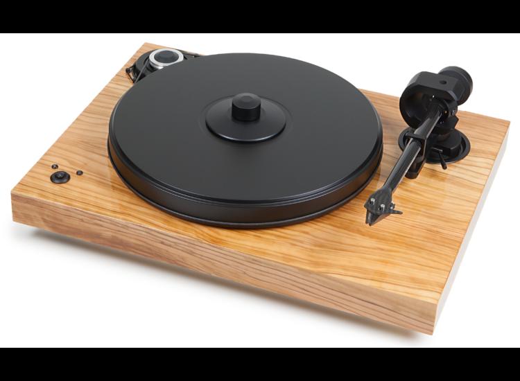 Pro-Ject 2 Xperience SB DC analóg lemezjátszó Olive Ortofon 2M-SILVER MM hangszedővel szerelve
