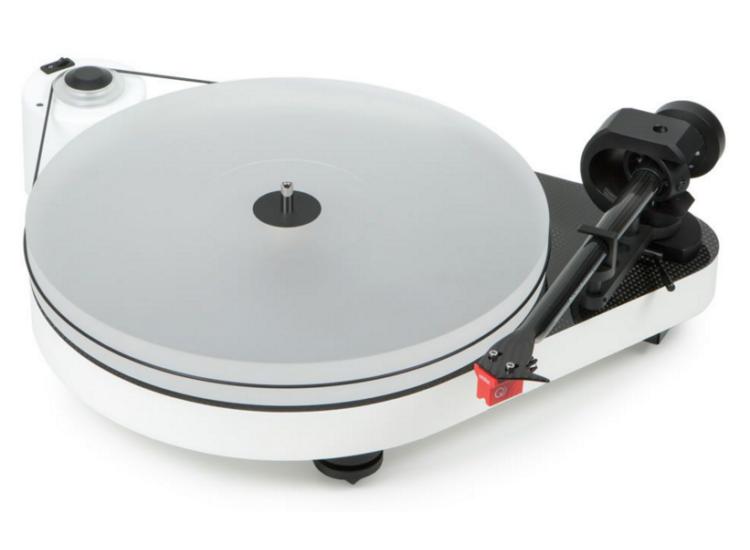 Pro-Ject RPM 5 Carbon analóg lemezjátszó / hangszedő nélkül / fehér