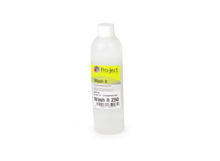 Pro-Ject Wash IT 250, tisztítószer VC-S lemezmosóhoz 250 ml