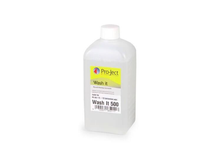 Pro-Ject Wash IT 1000, tisztítószer VC-S lemezmosóhoz 1000 ml