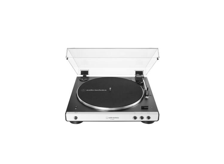 Audio-technica AT-LP60XBT lemezjátszó, fehér