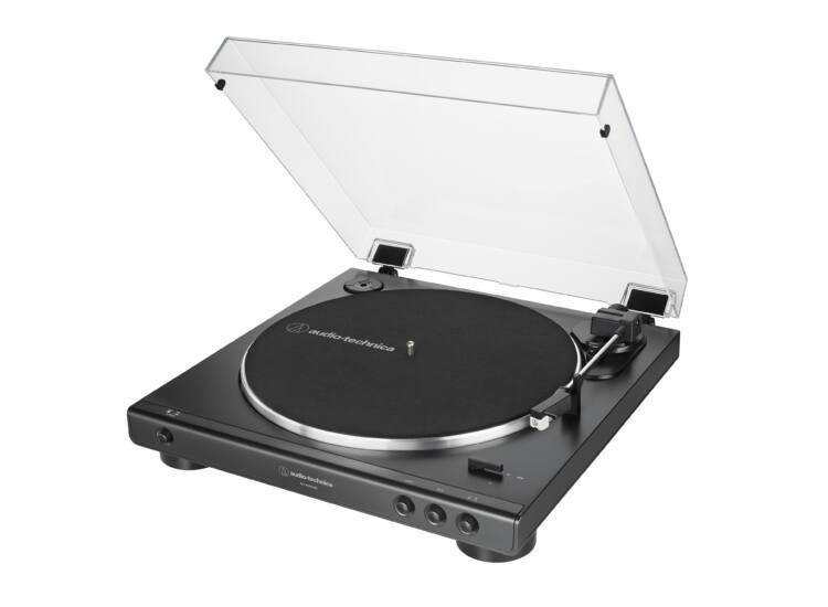 Audio-technica AT-LP60X USB lemezjátszó, fekete