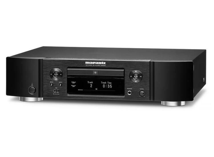 Marantz ND8006 hálózati CD lejátszó + DAC fekete