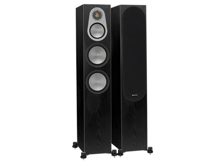 Monitor Audio Silver 300 frontsugárzó, fekete