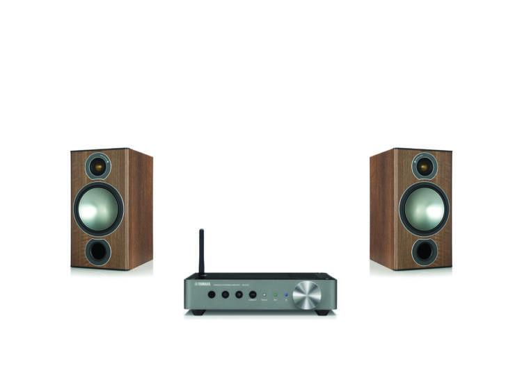 Monitor Audio Bronze 2 + Yamaha WXA-50 sztereó szett