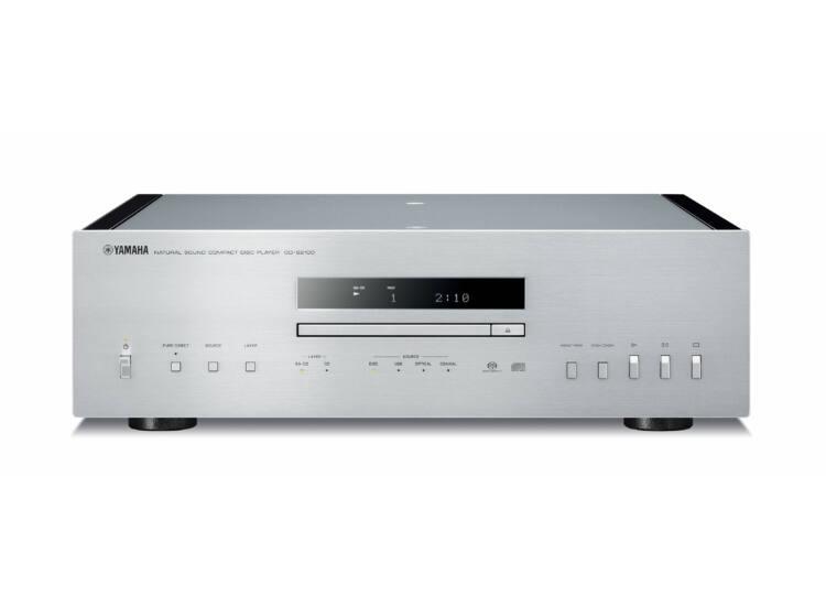 Yamaha CD-S2100 CD lejátszó ezüst/zongoralakk