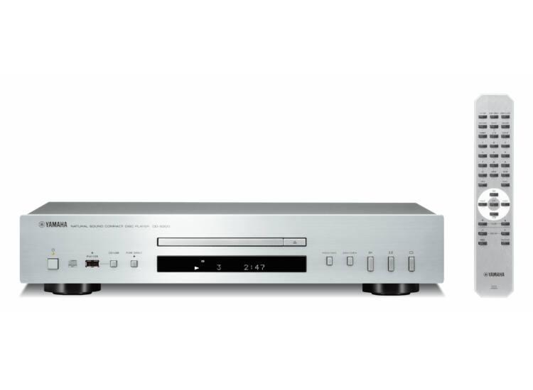 Yamaha CD-S300 CD lejátszó ezüst