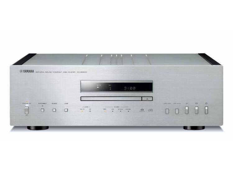 Yamaha CD-S3000 HiFi CD lejátszó ezüst