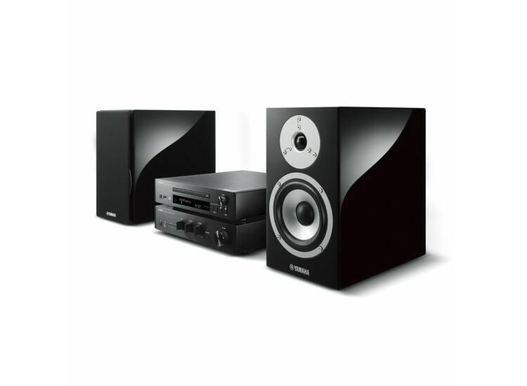Yamaha MCR-N870D Mikro Hi-Fi MusicCast DAB+
