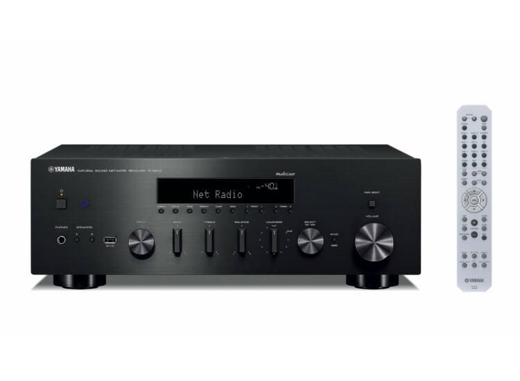 Yamaha R-N602 sztereó hálózati rádióerősítő MusicCast