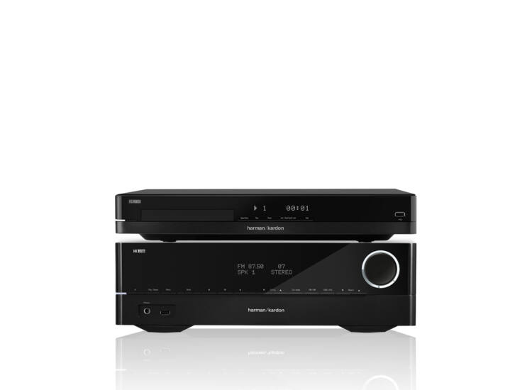 Harman Kardon HK3700 sztereó rádióerősítő + HD3700 cd lejátszó